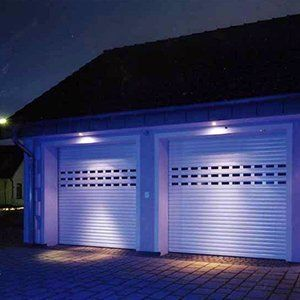 Eco And Steel Roller Garage Doors Hull