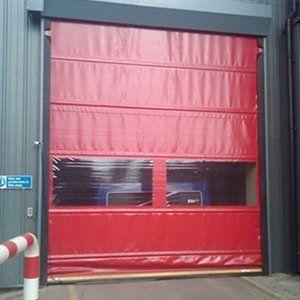 Fire shutters