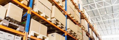 Warehouse for commercial storage in Rochester