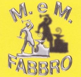 FABBRO M. E M. CARPENTERIA IN FERRO E SERRAMENTI - LOGO