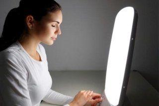 Terapia della luce