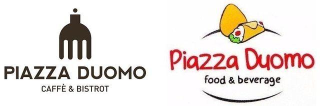 PIAZZA DUOMO - FOOD & BEVERAGE - LOGO
