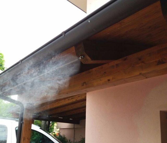 Box Of Bio è un sistema di nebulizzazione ad alta pressione.