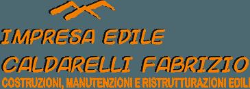 CALDARELLI Fabrizio COSTRUZIONI - LOGO