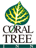 Coral tree inn logo
