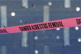Asbestos removal in Bristol