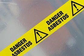 asbestos disposal professionals