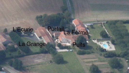 layout-of-the-gites-cottages