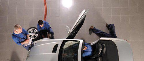 assistenza per auto