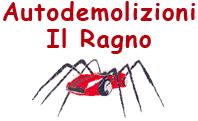 AUTODEMOLIZIONI IL RAGNO SRL -  Logo