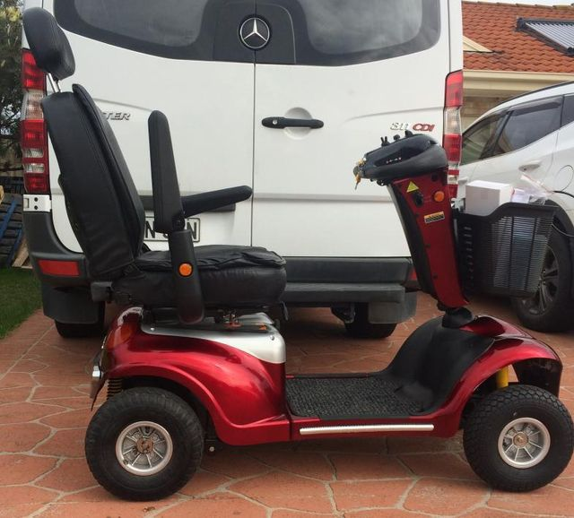 Shoprider Rocky, best mobility scooter, reliable, brand, cheap, repairs, sales, servicing, batteries, Nowra, Wollongong, Kiama, CTM, Drive medical, Heartway, Merits