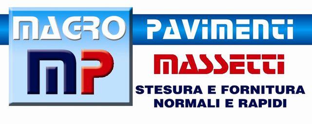 Magro Pavimenti e Massetti - Logo