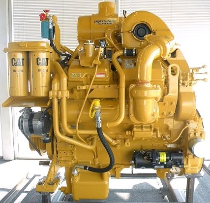 CAT Engines | Caterpillar industrial engines for off highway applications worldwide