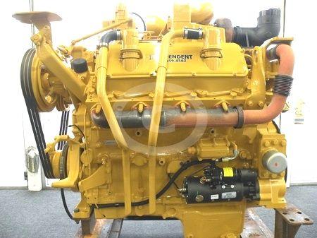 Cat Engine Specs