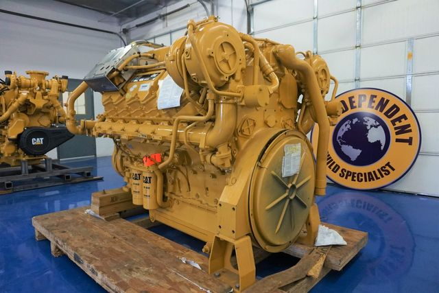 CAT Engines For Sale | New and Rebuilt Caterpillar Engines / Motors