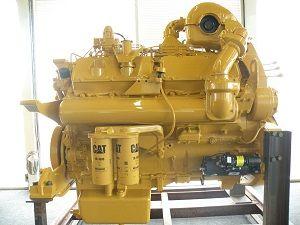 CAT 3412 Diesel Engine | Industrial | Fits CT Dcat10N  CAT 77cate3