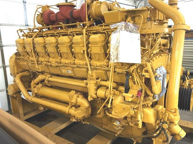 New Cat 3516 For Sale Surplus Caterpillar Diesel Engines