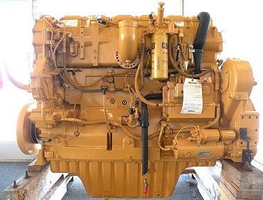 CAT C15 | Caterpillar C15 Industrial Diesel Engine | Serial No. JRE | Arrangement 254-3835