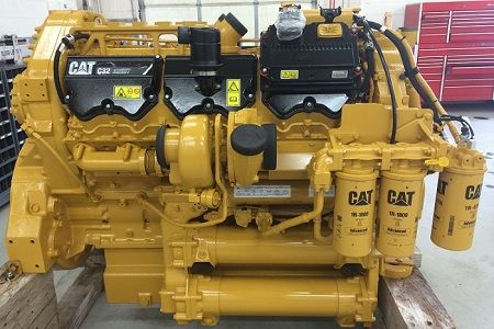 Remanufactured CAT engines available for immediate shipment