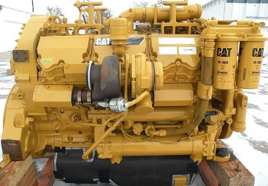 C32 CAT Engines. New, Surplus, Remanufactured, Rebuilt