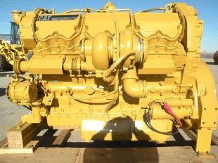 New CAT C32 Diesel Engines. Remanufactured - Rebuilt Caterpillar C32 Engines For Sale
