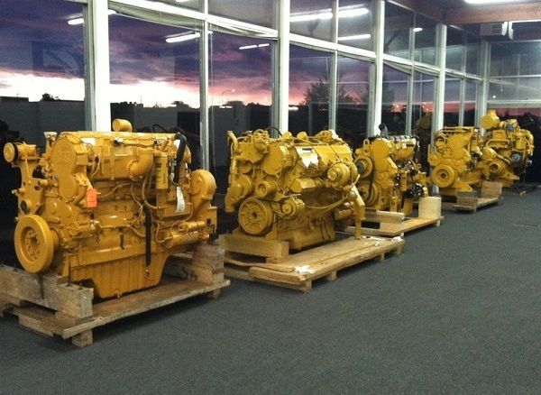 New Caterpillar Engines | New CAT Engines | Off Highway Applications