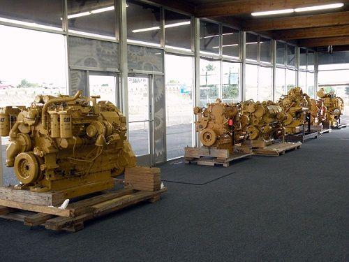 Industrial Engines | CAT Diesel Engines
