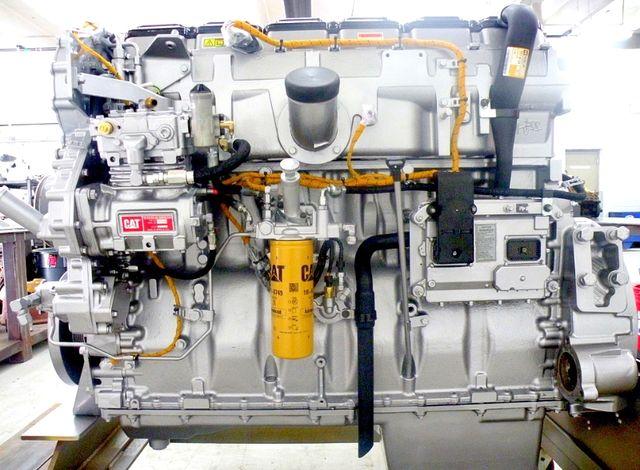 New CAT C16 Diesel Engines. Remanufactured - Rebuilt Caterpillar C16 Engines For Sale
