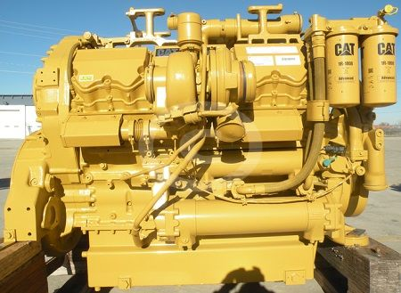 CAT Engines | ACERT Technology