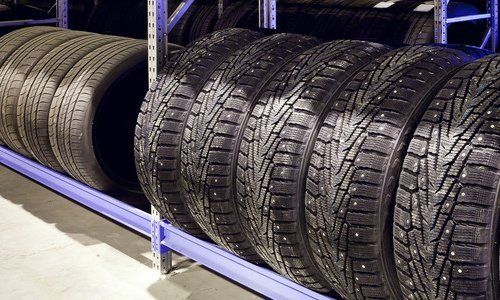 A reputable used tyre collection company