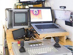 Computer e hardware per videoispezioni fognarie