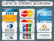 carta di credito logos