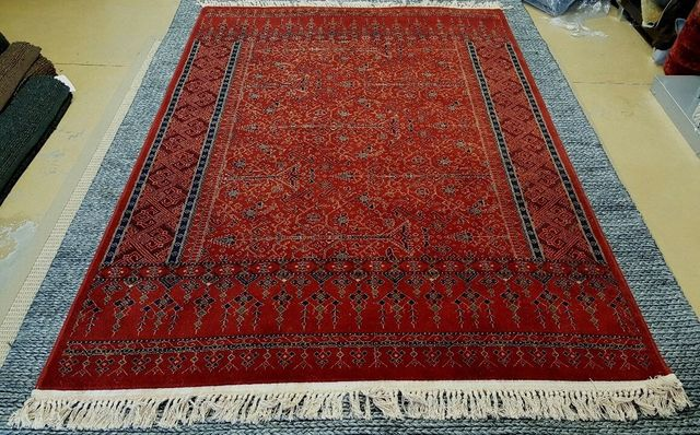 View Of A Traditional Rug