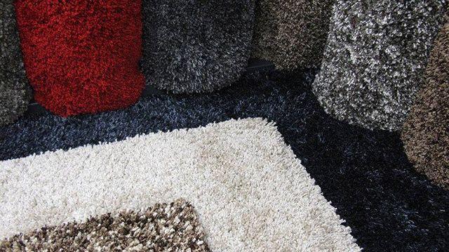 shag pile rug ranges