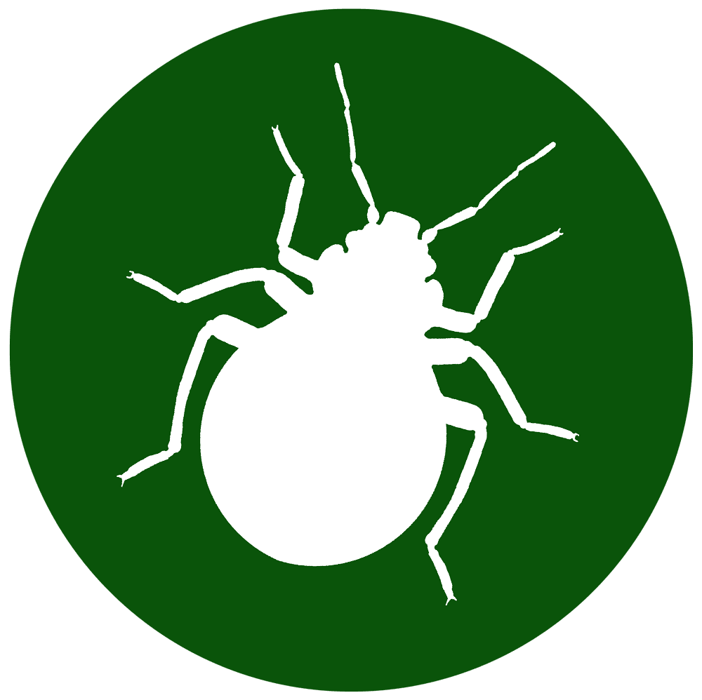 Bed bug icon for Pest Control in Mobile, AL