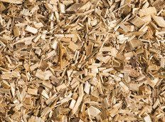 Bark and wood chips