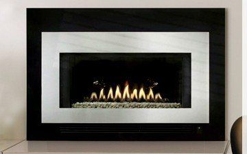 Innovative fireplace for home