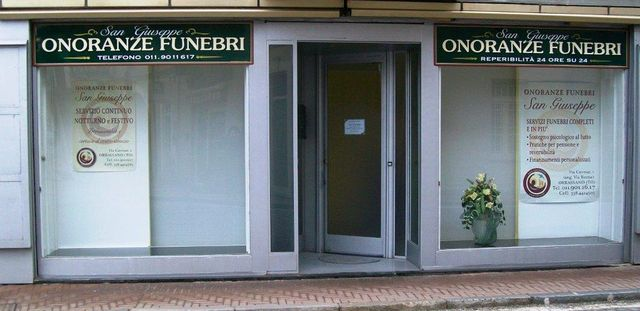 Onoranze funebri Orbassano