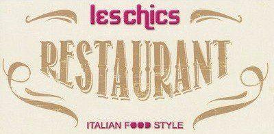LES CHICS logo