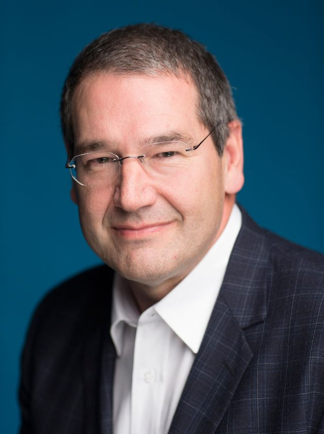 Tony Lillyman principal