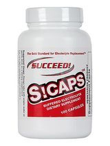 S-Caps Salt Supplements