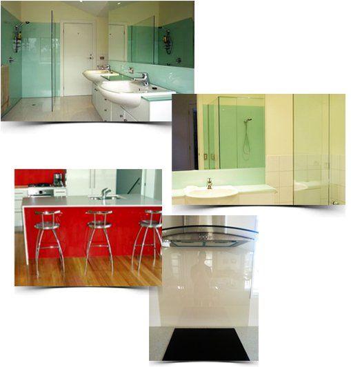 New glass showers and panels in tauranga