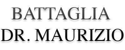 BATTAGLIA DR. MAURIZIO MED. GEN. - PSICOTERAPEUTA - OMEOPATIA - OMOTOSSICOLOGIA - LOGO