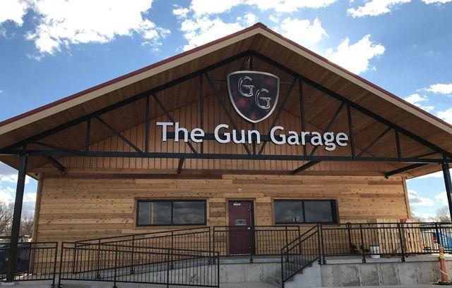 Rifles, Handguns, Shotguns, Ammo, Indoor Shooting Range