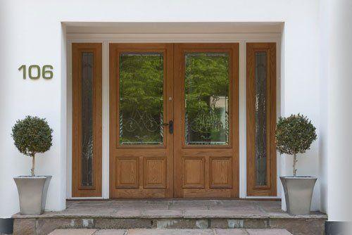 Installation Of New Doors Colin Stuart