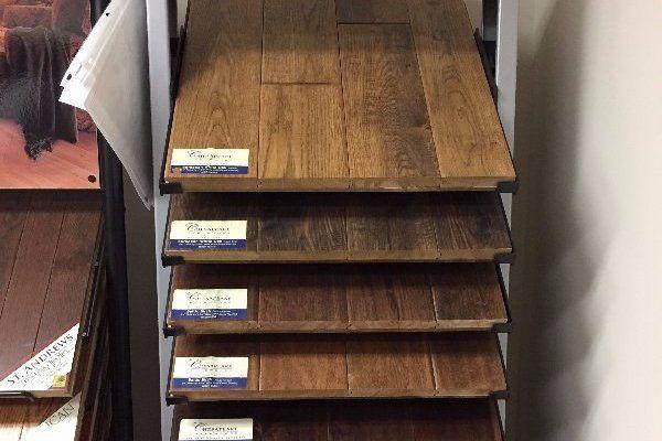 hardwood flooring installation in Oak Ridge, NC