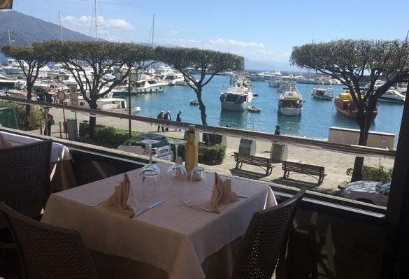 La Cambusa ristorante sul mare Santa Margherita Ligure