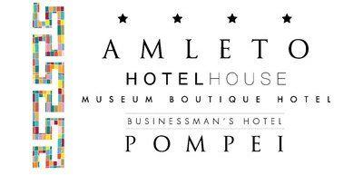 Hotel Amleto Pompei - Logo