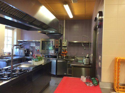 cucina del ristorante Vanilija
