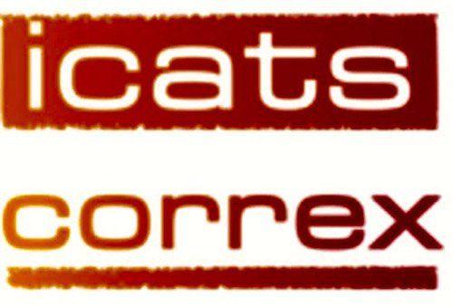 Icats correx logo